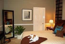 Simple Interior Glass Bedroom Door