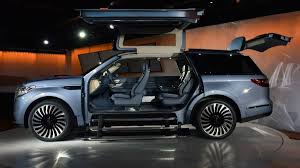 2017 Lincoln Navigator Concept At The 2016 New York Auto Show 2019 Lincoln Truck Redesign And Price Car 2018 Ogden Of Westmont Dealer Chicago New Ford F250 Prices Lease Deals Wisconsin Williams Dealership In Sayre Pa 18840 Mark Lt Best Suvs Picture All Pickup Magz Us 1977 Coinental Classics For Sale On Autotrader 2017 Adorable Concept Commercial Trucks Find The Chassis Lt Image 13 Pink 1979 V Cversion Ugly Day
