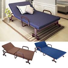 Cool Fold Away Bed Chair Single Out Zone Flip Leather ...