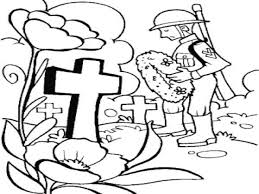 Printable Memorial Day Coloring Pages