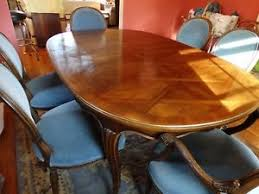 Image Is Loading John Widdicomb Dining Room Table Mid Century With