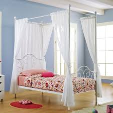 Twin Canopy Bed Drapes by 57 Girls Canopy Bed Curtains 25 Best Ideas About Canopy Bed