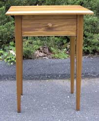 shaker end table designs plans diy free download outdoor storage