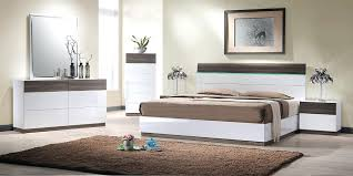 Stunning Contemporary King Bedroom Set Easy Contemporary King