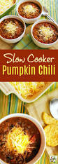 Libbys 100 Pure Pumpkin For Dogs by Slow Cooker Pumpkin Chili This Mama Cooks On A Diet