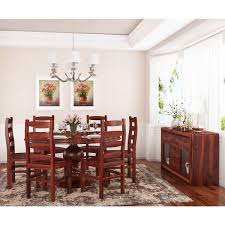 Liberty Furniture Magnolia Manor 9pc Rectangular Leg Dining Set In