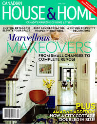 Home Decor Magazine Canada by Editorial U2014 Massucco Warner Miller