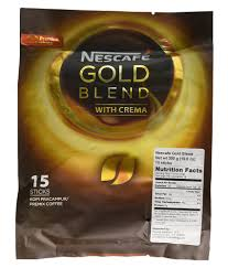 Nescafe GOLD BLEND With Crema Instant Coffee Powder 300 Gm