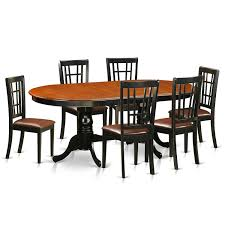 Black/Cherry Finish Rubberwood Dining Table With 6 Dining Chairs ... Shop Plainville Black Cherry Wooden Seat Ding Chair Set Of 2 Parawood Fniture Parfait The Simple Wood British Isles Napoleon Side Woodstock Mattress 30 Beautiful Photo Room Blackcherry Finish Rubberwood Table With 4 Terrific Decoration Using Rectangular Dark Wood Ding Chair Black Cherry Florida Ft Lauderdale Miami Dch1001fset2 Chairs By Safavieh Circle Ingrid