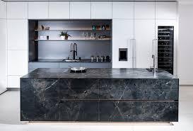 kücheninsel moderne küche st one strasser steine