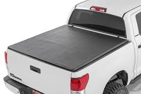 Soft Tri-Fold Bed Cover For 2007-2013 Toyota Tundra | Rough Country ... 9906 Gm Truck 80 Long Bed Tonno Pro Soft Lo Roll Up Tonneau Cover Trifold 512ft For 2004 Trailfx Tfx5009 Trifold Premier Covers Hard Hamilton Stoney Creek Toyota Soft Trifold Bed Cover 1418 Tundra 6 5 Wcargo Tonnopro Premium Vinyl Ford Ranger 19932011 Retraxpro Mx 80332 72019 F250 F350 Truxedo Truxport Rollup Short Fold 4 Steps Weathertech Installation Video Youtube