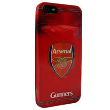 Arsenal FC iphone 5 Hard Case ficial licensed products