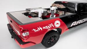 Toyota And Pizza Hut Create The Tundra PIE Pro Truck Equipped With ...