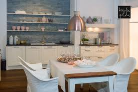 gemütlicher essplatz einer landhausküche haus küchen