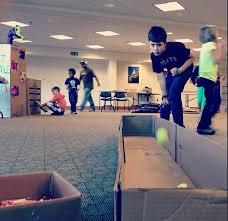 Cardboard Bowling Arcade Game