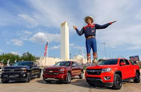 100 Texan Truck Accessories Chevrolet GMC Show Off 2016 Pickups At State Fair Of Texas The