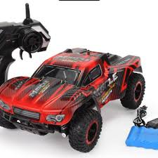 100 Short Course Rc Truck 1 16 Car 50km H 2 4g 4wd Waterproof Brushed