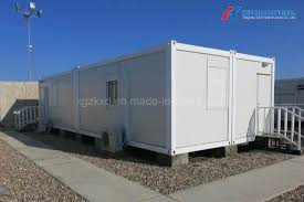 100 Container Built Homes Hot Item House Modular Building With Flat Pack Solution