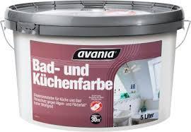 avania bad und küchenfarbe 5 l lagerhaus