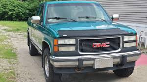 GMC Sierra 1500 Questions - 1994 GMC Sierra K 1500 4×4 Extremely Cab ... Gmc Sierra 1500 Questions How Many 94 Gt Extended Cab Used 1994 Pickup Parts Cars Trucks Pick N Save Chevrolet Ck Wikipedia For Sale Classiccarscom Cc901633 Sonoma Found Fuchsia 1gtek14k3rz507355 Green Sierra K15 On In Al 3500 Hd Truck Sle 4x4 Extended 108889 Youtube Kendale Truck 43l V6 With Custom Exhaust Startup Sound Ive Got A Gmc 350 It Runs 1600px Image 2