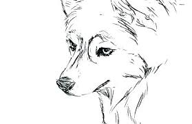 Siberian Husky Colouring Pages Cute Coloring Of Baby Puppies Page Color Puppy