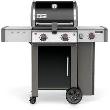 Patio Bistro 240 Gas Grill by Weber Genesis Ii Lx E 240 Freestanding Propane Gas Grill Black