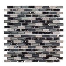 Jeffrey Court Mosaic Tile by Jeffrey Court 6 The Home Depot