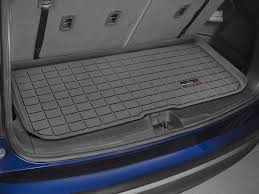 Husky Liners Weatherbeater Floor Liners by Weathertech Cargo Liner Trunk Mat For Honda Pilot 2016 2017