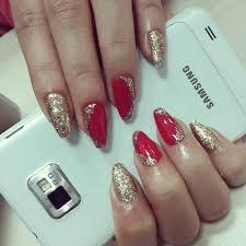 Christmas nails fef28ecd5a29d1c7d6d7a0d544e62d4e