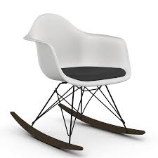 Vitra RAR With Upholstery By Charles & Ray Eames, 1950 - Designer ... Mid Century Rocking Chair The Fniture Rooms Vitra Rar With Upholstery Pale Rose With Seat Upholstery Warm 10 Best Rocking Chairs Ipdent Fdb Mbler J52b Chair Design Brge Mogsen 1950s 12 Iconic Designs From The Mood Vintage Model 175f And 175gh Foot Stool By Shop Acapulco White Indoor Outdoor On Sale Free Antique Gooseneck Carved Needlepoint Midcentury Shapely In Light Grey Fabric