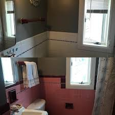 What To Do With That 1950s Pink Bathroom