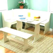 Table And Bench Set Kitchen With Benches Tables Small