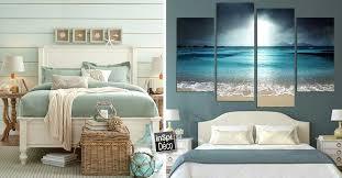 chambre ambiance mer une tête de lit ambiance bord de mer 20 idées pour vous inspirer