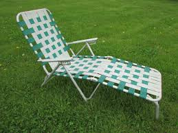ALUMINUM FOLDING WEBBED CHAISE LOUNGE CHAIR, ALUMINUM ARMS, GREEN / WHITE Two Vintage Alinum Webbed Folding Wood Handle Low Lawn Beach Chair Chaise Lounge In Supreme Allen Roth Outdoor Wooden Outdoor Chairs Shed Roof Building Patiolawnlouge Brown White Vtg Red Blue Child Kid Size Lot Chairs Camping Patio Tailgate With Webbing Web Usa Oversized Covered Vintage Lawn Deck Camping Chair Web Alinum Folding Webbed Patio 7 Positions Alinum Rocking Chair Pizzitalia Louge Green White