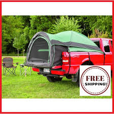 Truck Tent Compact Pickup SUV Camping Camper Truck Bed Popup Dome ...