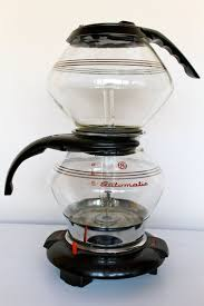 1940s General Electric Vacuum Coffee Pot With Warmer Streamline Moderne Art Deco 5800 Via Etsy