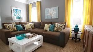 Impressive Gray And Brown Living Room Ideas Grey Regarding Teal Prepare