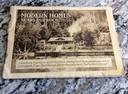 100 Modern Homes Magazine 1914 MODERN HOMES Sears Roebuck And Company Chicago