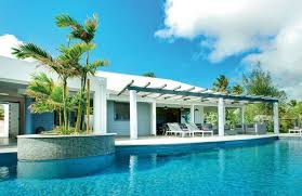 An Architect House In The French West Indies