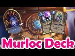 warlock murloc deck 2015 murloc deck hearthstone build play