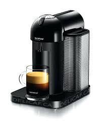 Nespresso Vertuoline Machine Black