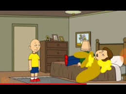 caillou all over goanimate bloopers youtube