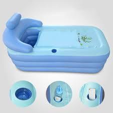 Portable Bathtub For Adults In India by 2size Blowup Spa Pvc Folding Portable Bathtub Warm