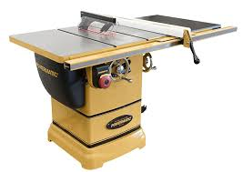 Sawstop Cabinet Saw Used by The Best Hybrid Table Saw 7routertables