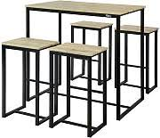 bartisch mit stühlen für küche günstig kaufen lionshome