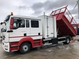 100 Top Trucks Of 2014 MAN TGL 12220 BB Euro6Doka 6 KipperKoffer TOP Tipper Truck Nlcom