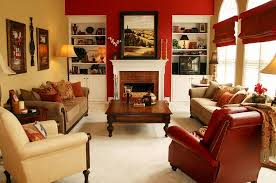 Black And Red Living Room Decorating Ideas by Red Living Rooms Design Ideas Decorations Photos