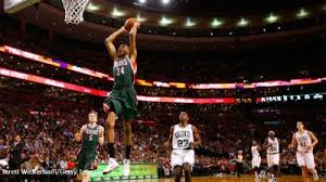 Giannis Antetokounmpo Eastern Conference Player of the Week for
