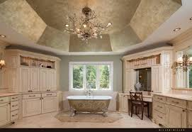 Chandelier Over Bathtub Soaking Tub by 15 Chandelier Over Bathtub Soaking Tub Lamps Plus Blog Home