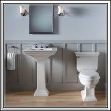 kohler archer pedestal sink home depot sinks and faucets home